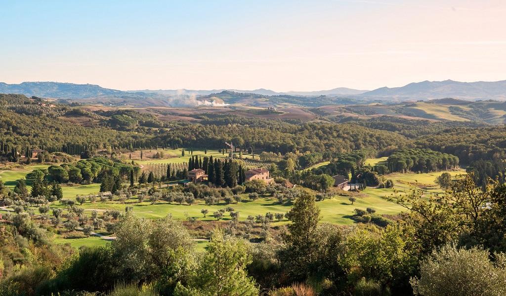TUSCANY STYLE: LA TENUTA DI CASTELFALFI