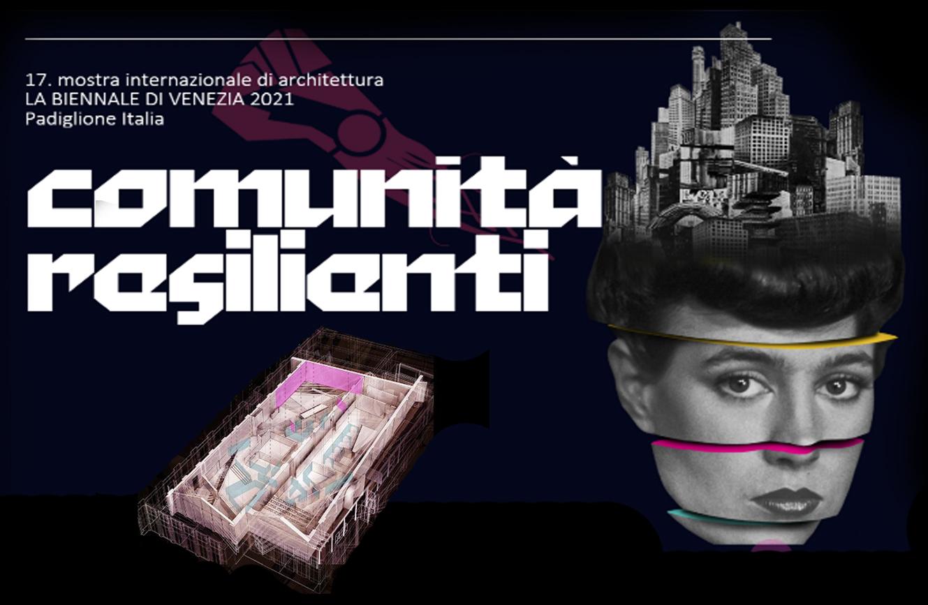 PAYSAGE MEDIA PARTNER DEL PADIGLIONE ITALIA ALLA BIENNALE DI ARCHITETTURA DI VENEZIA