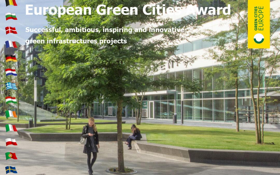 """PAYSAGE NELLA GIURIA INTERNAZIONALE DEL PREMIO: """"EUROPEAN GREEN CITIES AWARD 2021"""""""